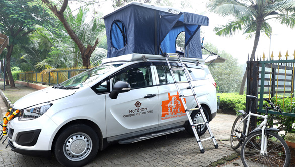 Counter to Covid – MTDC flags-off its motorhome and campervan