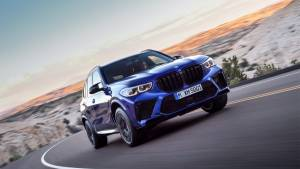 BMW X5 M Competition launched in India, prices start from Rs 1.95 crore