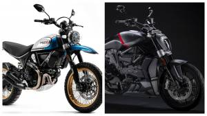 Ducati updates XDiavel and Scrambler range for 2021