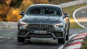 Mercedes-AMG GT 63S 4-door reclaims Nurburgring record title