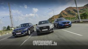 Comparison test: Audi Q2 vs BMW X1 vs Volvo XC40