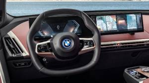 BMW showcases next-gen iDrive infotainment on its 20th year anniversary