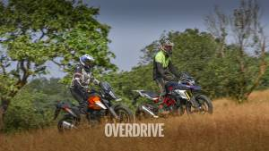 Comparison: 2020 BMW G 310 GS BSVI vs KTM 390 Adventure BSVI