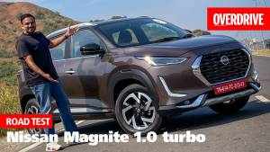 Nissan Magnite 1.0 turbo - road test review