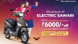 Two-Wheeler Festive Offers: Benefits of upto Rs.6,000 across Hero Electric range