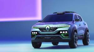 Upcoming Renault Kiger sub-four-metre SUV revealed in concept form