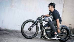 Royal Enfield Custom Program - Democratising motorcycle art