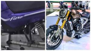 Upcoming motorcycles from TVS in 2021: 125cc Fiero commuter and Zepplin R cruiser