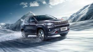 Upcoming 2021 Jeep Compass facelift revealed internationally