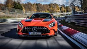 Mercedes-AMG GT Black Series claims Nurburgring production car lap record