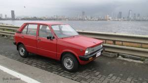 Celebrating 37 years of the Maruti 800-India's first modern car