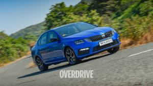 2020 Skoda Octavia RS 245 road test review