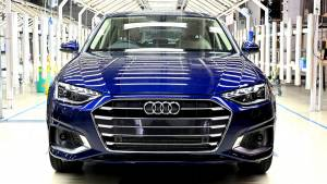2021 A4 to be the first launch next year for Audi India