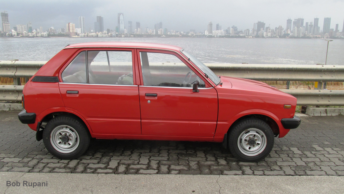 Celebrating 37 years of the Maruti 800 – India's first modern car
