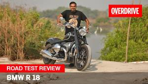 BMW R 18 road test review - beauty and the beast