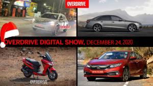 Overdrive Digital Show 24th Dec, 2020