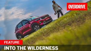 Special feature: Into the wilderness with Kia Sonet