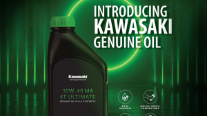 Kawasaki India partners with Idemitsu Lube to develop Kawasaki Genuine Oil