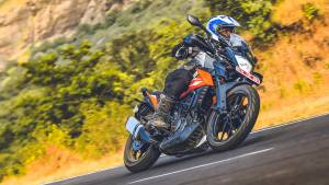 KTM 250 Adventure road test review