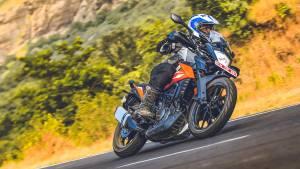KTM 250 Adventure road test review