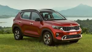 Car sales November 2020: Kia Sonet becomes bestselling compact SUV again