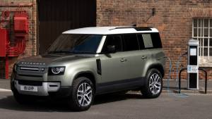 Land Rover Defender plug-in hybrid bookings open in India