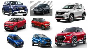 Specifications comparison: Nissan Magnite vs Tata Nexon vs Maruti Suzuki Vitara Brezza vs Toyota Urban Cruiser vs Hyundai Venue vs Kia Sonet vs Mahindra XUV300 vs Ford EcoSport