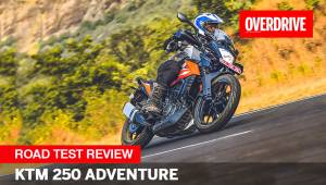 KTM 250 Adventure road test review | KTM's youngest ADV