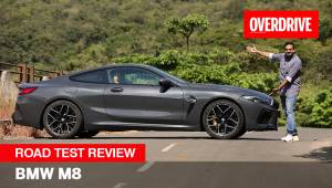 BMW M8 road test review - What's up M8?