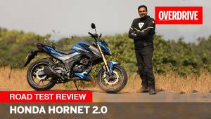 Honda Hornet 2.0 road test review - the workhorse gains muscle