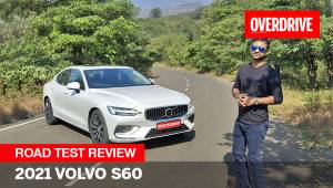2021 Volvo S60 road test review | Beautiful to look at AND drive