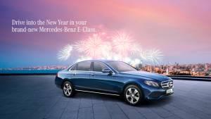 Make a new beginning with a Mercedes-Benz