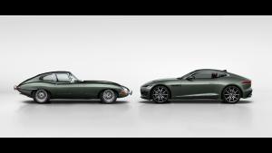 Jaguar F-Type Heritage 60 celebrates 60 years of the E-Type