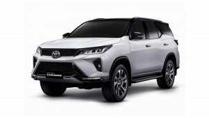 Toyota Fortuner facelift to launch in India on January 6