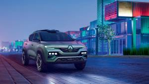 Production-spec Renault Kiger SUV to be revealed on January 28