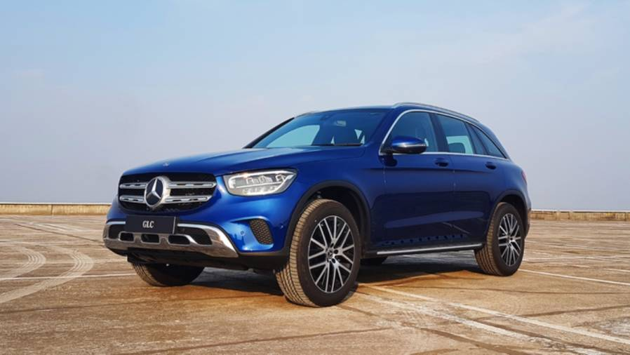 Mercedes-Benz GLC launched with Alexa connectivity, massage seats and more