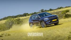 2021 Jeep Compass facelift road test review