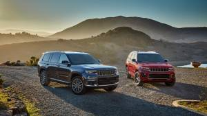 India-bound fifth-gen 2021 Jeep Grand Cherokee L revealed