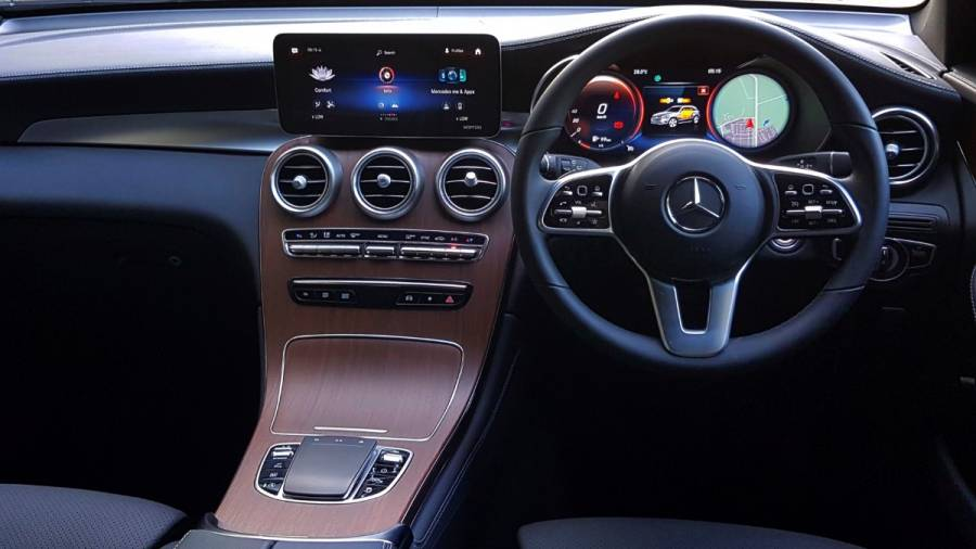 Mercedes-Benz India drives in 2021 GLC with Mercedes Me Connect