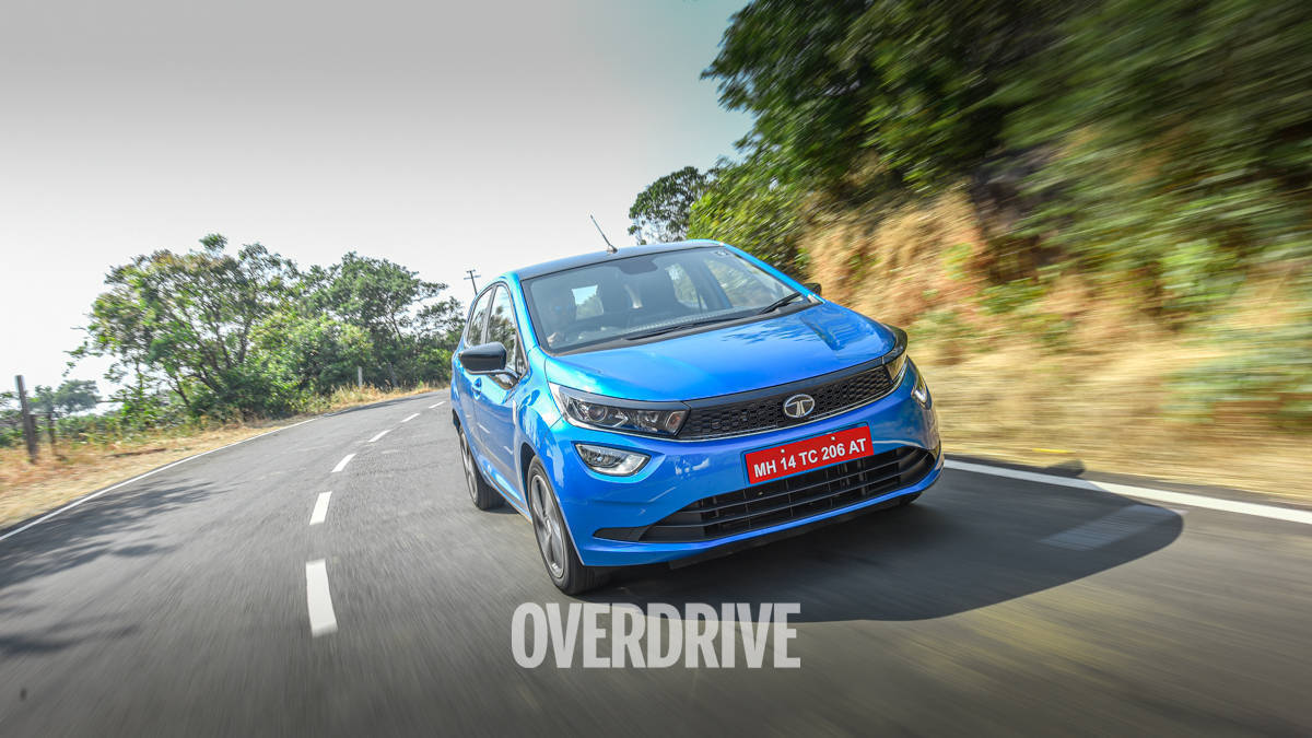 2021 Tata Altroz iTurbo road test review