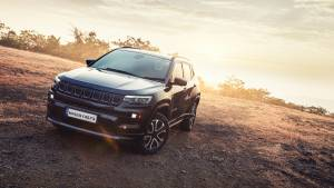 2021 Jeep Compass facelift unveiled in India ahead of February launch