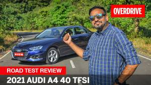 2021 Audi A4 40 TFSI road test review