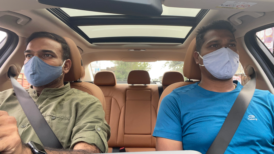 Bond between airbags and seat belts- one is not effective without the other
