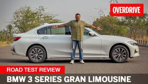 BMW 3 Series Gran Limousine 320Ld review