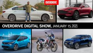 Aston Martin DBX, BMW 3 Series Gran Limousine & the latest auto news - Digital show 15h Jan