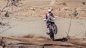 Dakar 2021: Gruelling Stage 1 for the Hero MotoSports rally team