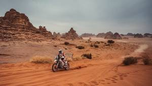 Dakar 2021: Stage 10 sees fifth consecutive top 10 stage finish for Hero MotoSports