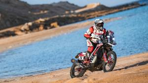 Dakar 2021: Both Hero MotoSports riders firmly in top 20 overall after Stage 9