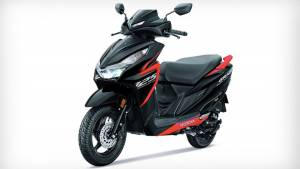 Honda Grazia Sports Edition launched at Rs. 82,564