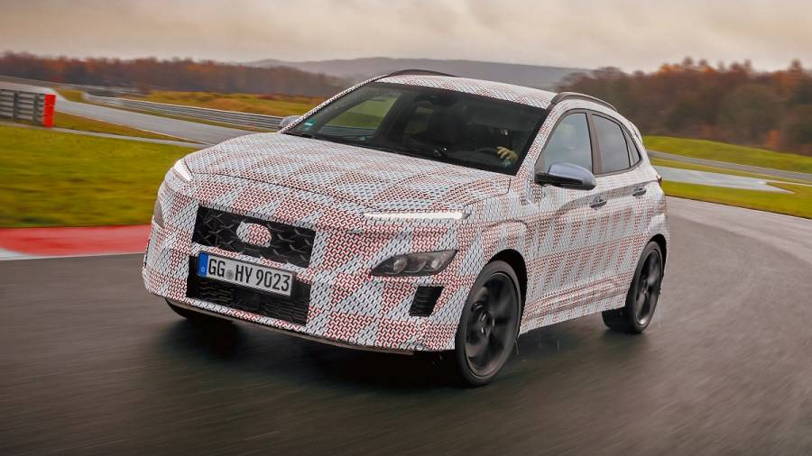 Hyundai Kona N confirmed for Australia